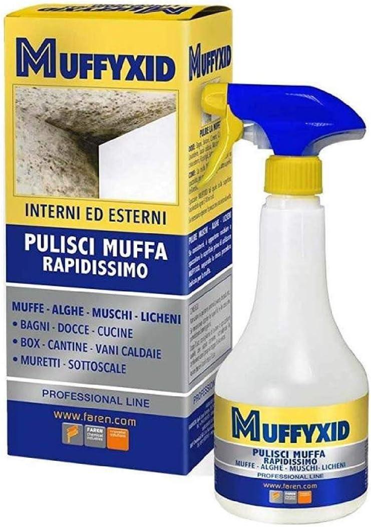 Faren Muffycid-Eliminador de moho igineizzante spray: Amazon.es: Bricolaje y herramientas