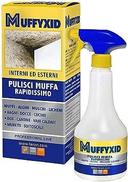Faren Muffycid-Eliminador de moho igineizzante spray: Amazon.es ...