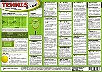 Tennis - Einzel: Regeln, Abläufe und Maße
