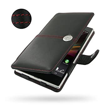 on sale 2b98f 24530 Sony Xperia Z Ultra Leather Case: Amazon.co.uk: Electronics
