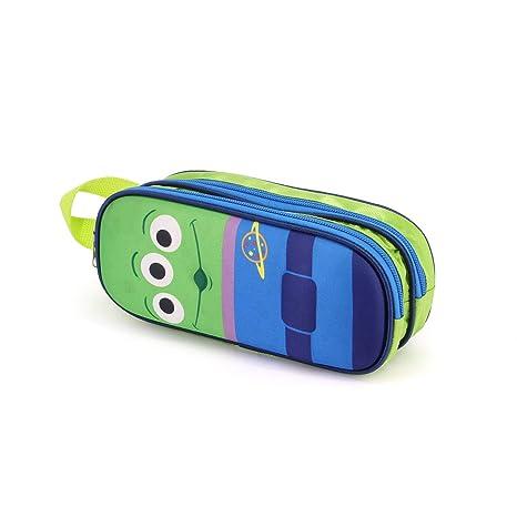Karactermania Toy Story Alien-Estuche Portatodo 3D Doble ...