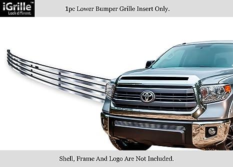 For 2014-2018 Toyota 4Runner Lower Bumper Stainless Steel Billet Grille Insert