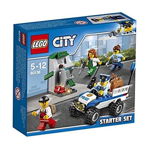 LEGO City - Set de introducción: Policía (60136) Lego S.A.