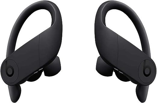 Powerbeats Pro - Auriculares intraurales inalámbricos - Chip Apple H1, Bluetooth de Clase 1, 9 horas de sonido ininterrumpido, resistentes al sudor - Negro: Beats: Amazon.es