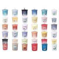Yankee Candle 10 Fresh Random Samplers Votive Collection Set (Fresh Random)
