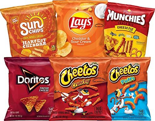 Frito-Lay Cheesy Mix Variety Pack