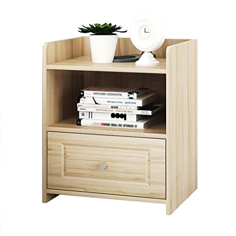 Amazon.com: Emma Home Nightstand Bedside Cabinet Bedroom ...