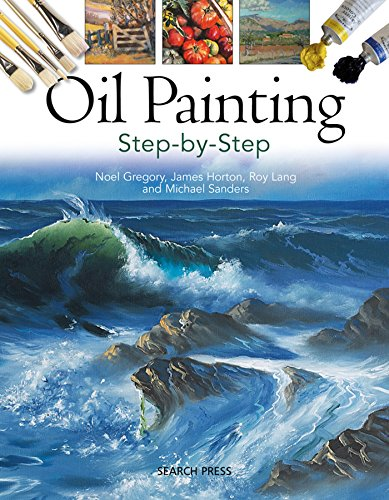 Oil Painting Step-By-Step Art Chinese Oil Painting