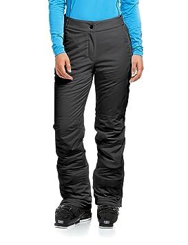 96378ebc48 maier sports Ski Hose Resi 2 - Pantalones de esquí para Mujer  Amazon.es   Deportes y aire libre