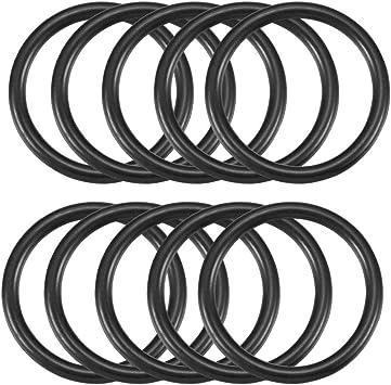 10 Stück Black Rubber 32 Mm X 3 Mm Oil Seal O Ringe Dichtungen Unterlegscheiben De Baumarkt