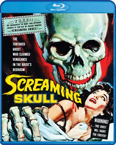 The Screaming Skull [Blu-ray] -