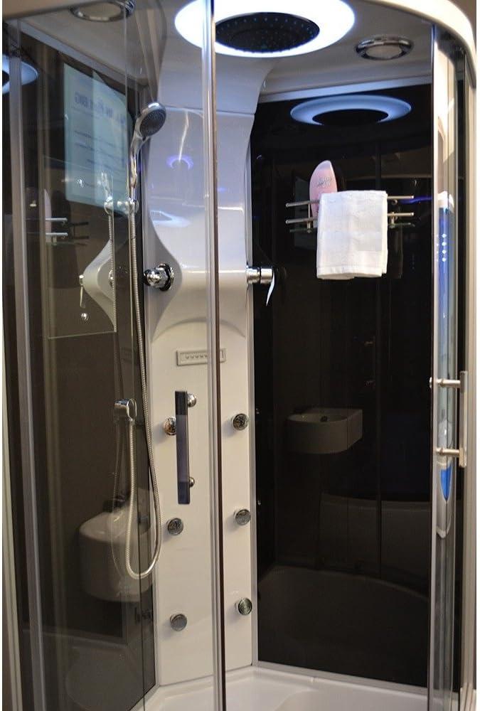 Ducha/bañera combinado de 90 x 220 cm ducha: Amazon.es: Bricolaje y herramientas