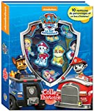 Best Paw Patrol Book For A One Year Olds - Phidal–Pat 'pat' Patrol Activity Book, 9782764344842, Patrol Blue Review