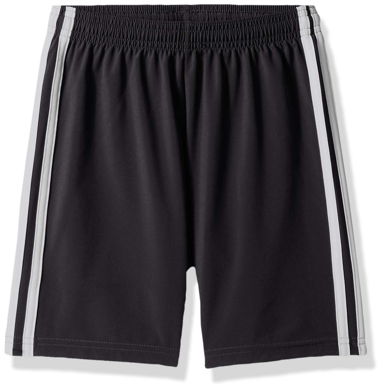 adidas Youth Condivo18 Youth Soccer Shorts, Black/White, Large by adidas