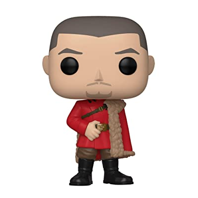 Funko Pop! Movies: Harry Potter - Viktor Krum (Yule): Toys & Games