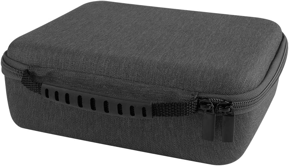 Hard Shell Traveling Bag with Room for Cable Charger and Parts Stockwell 2 Waterproof Wireless Speaker Black Geekria Carrying Case for Marshall Stockwell II Portable Bluetooth Speaker