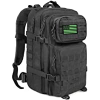 42L Military Tactical Backpack Large Assault Pack 3 Day Army Rucksacks Molle Bug Out Bag Outdoors Hiking Daypack Hunting Backpacks