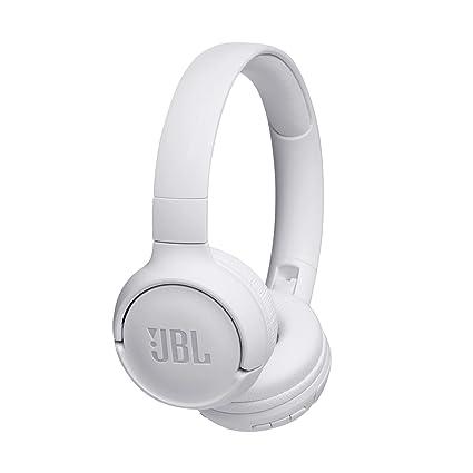 JBL Tune500BT - Auriculares supraaurales inalámbricos con conexiones multipunto y asistente de voz Google now o
