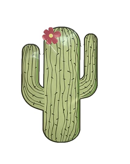 toalla playa forma cactus
