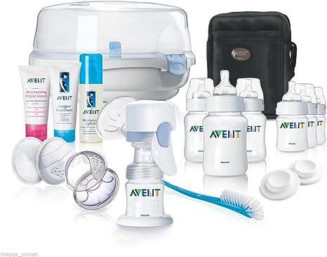 Philips AVENT 14 piezas Classic recién nacido Essentials Set ...