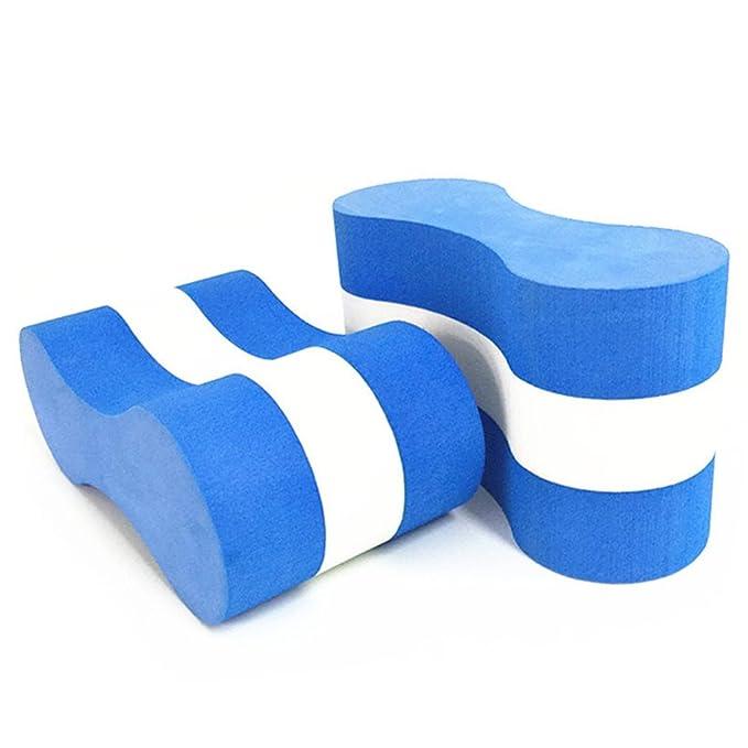 Pull Buoy, flotador de espuma, ZZM piscina entrenamiento flotador para acuario, dispositivo de flotación, ayuda de natación, correcto, postura de natación, ...