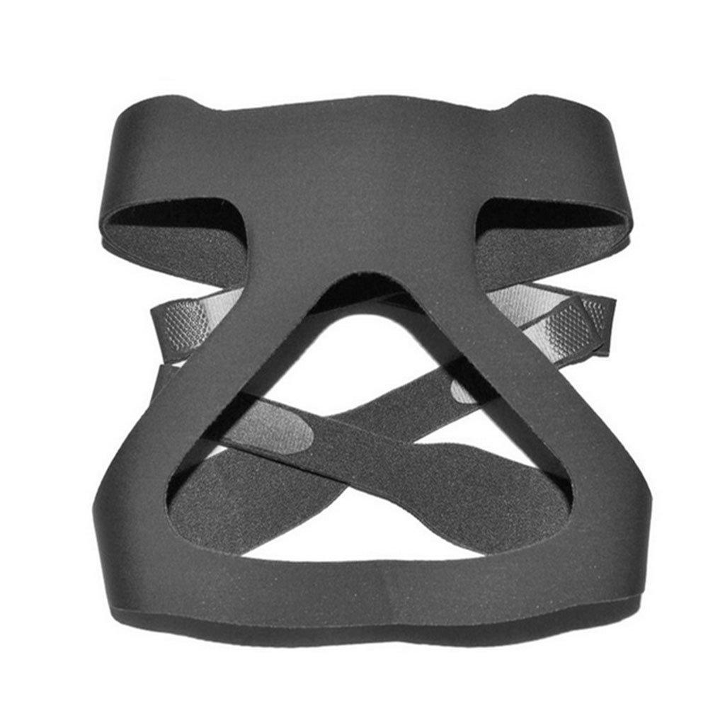 Universal CPAP Headgear, Hersvin Replacement Headband Straps Compatible with Most Nasal, Full-Face Sleep Apnea Masks of Respironics, Resmed, Resmart Ventilator