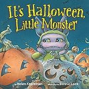 It's Halloween, Little Mon