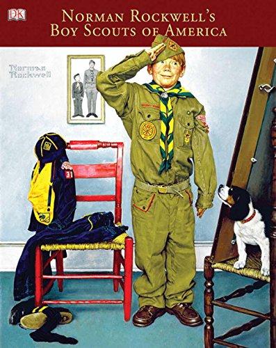 BSA Norman Rockwell's Boy Scouts of America by DK