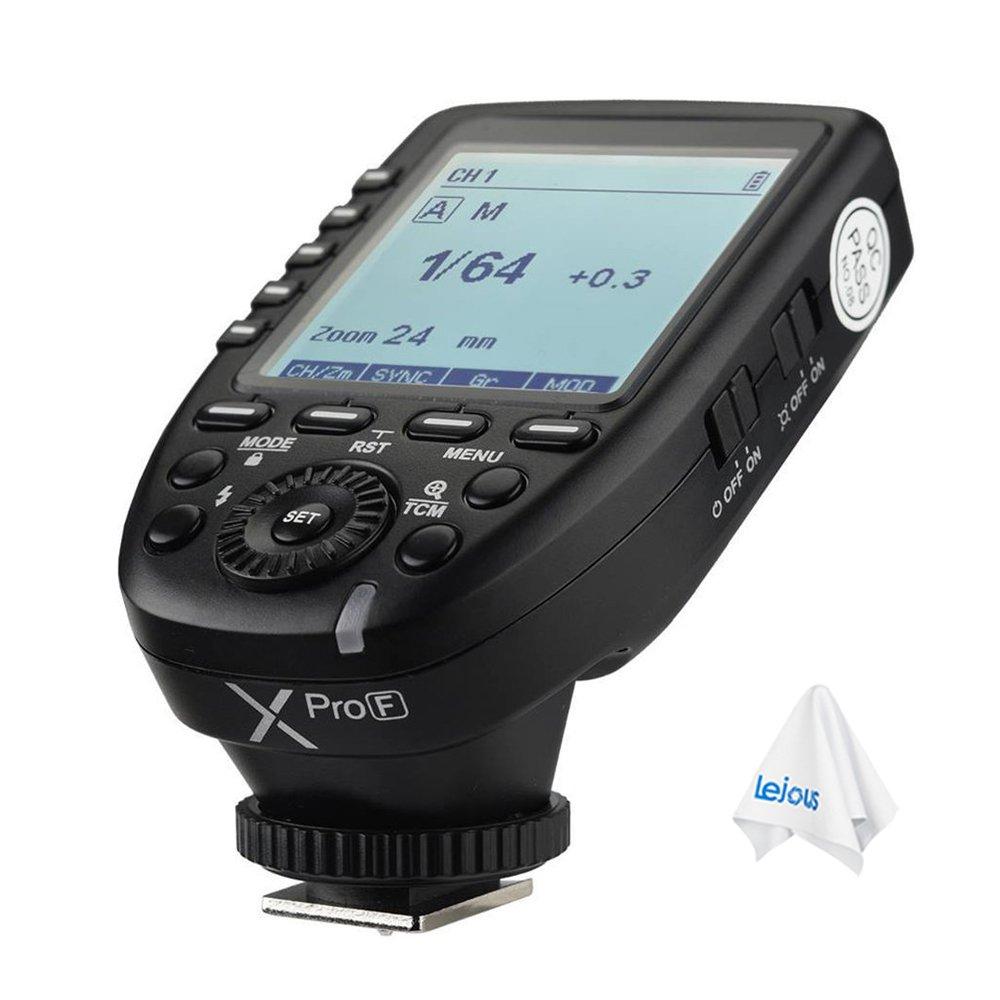 Godox XPro-F TTL Wireless Flash Trigger for Fujifilm Cameras Fuji X-Pro2 X-T20 X-T1 X-T2 X-Pro1 X100F X100T X-E1 X-A3