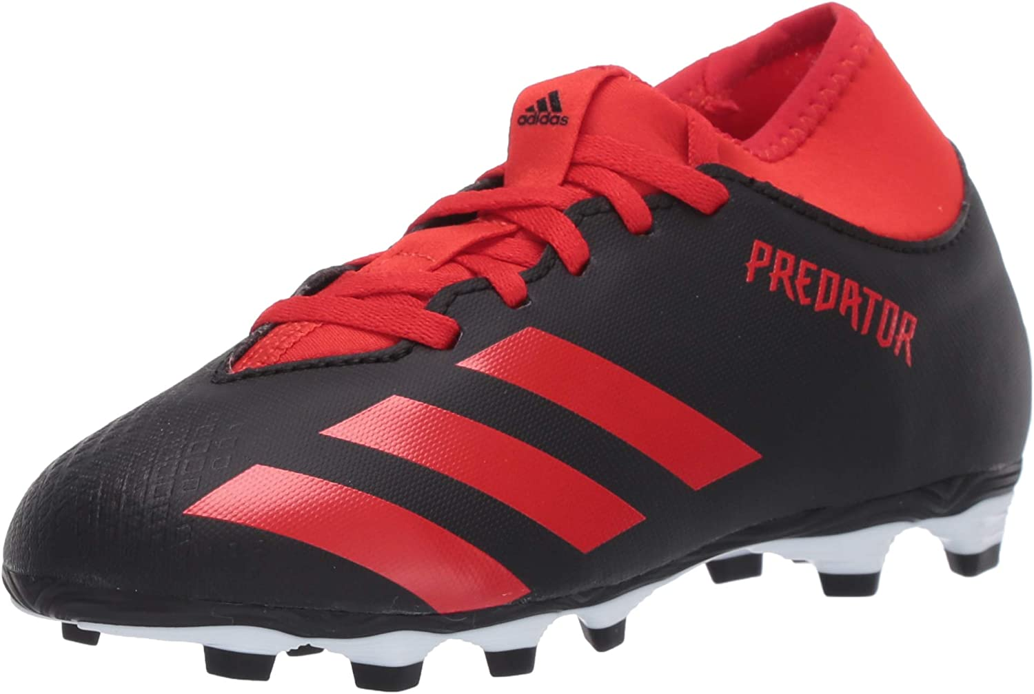 adidas Kids' Predator 20.4 S Flexible Ground Soccer Shoe