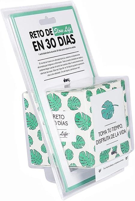 Doiy dychalsle – 30 Lenta Vida días Challenge Inglés: Amazon.es: Hogar