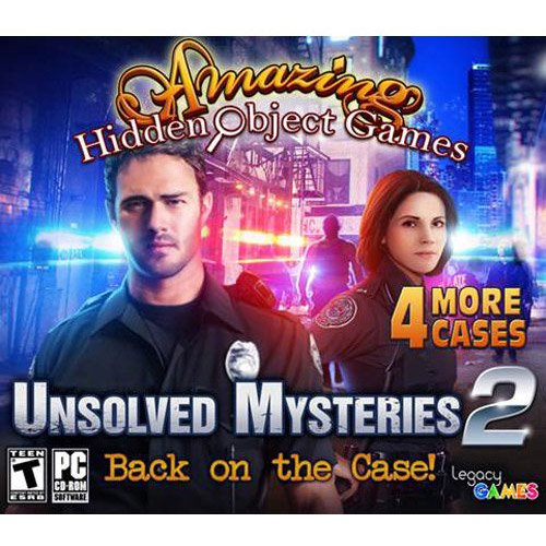 (Legacy Games Unsolved Mysteries 2: Amazing Hidden Object Games PC)