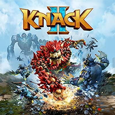 Knack 2 Twister Parent from WARBV