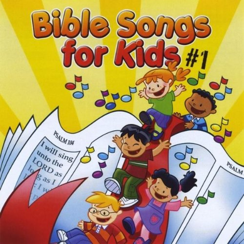 Bible Songs for Kids #1 by Cd Baby