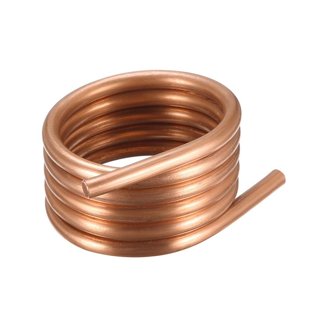 uxcell RC Boat Brush Motor Water Cooling Jacket Copper Water Cooling Ring for 540 550 Brush Motor Parts