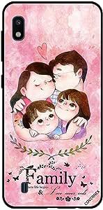 حافظة هاتف سامسونج جالاكسي A10 للعائلة