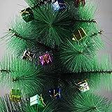 Leoy88 12pcs Small Christmas Tree Gift Box Ornaments Decorations