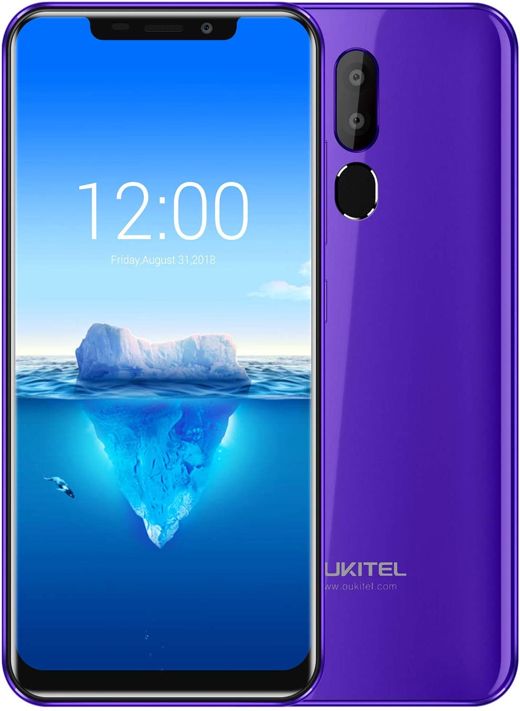 OUKITEL C12 Pro – 4G Smartphone Libre DE 6.18
