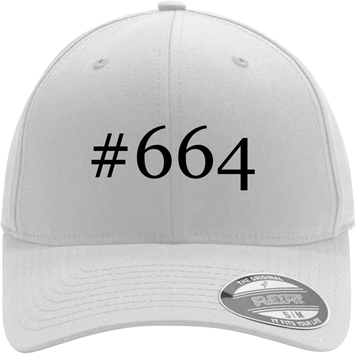 #664 - Adult Men's Hashtag Flexfit Baseball Hat Cap 61LDjYewkHL