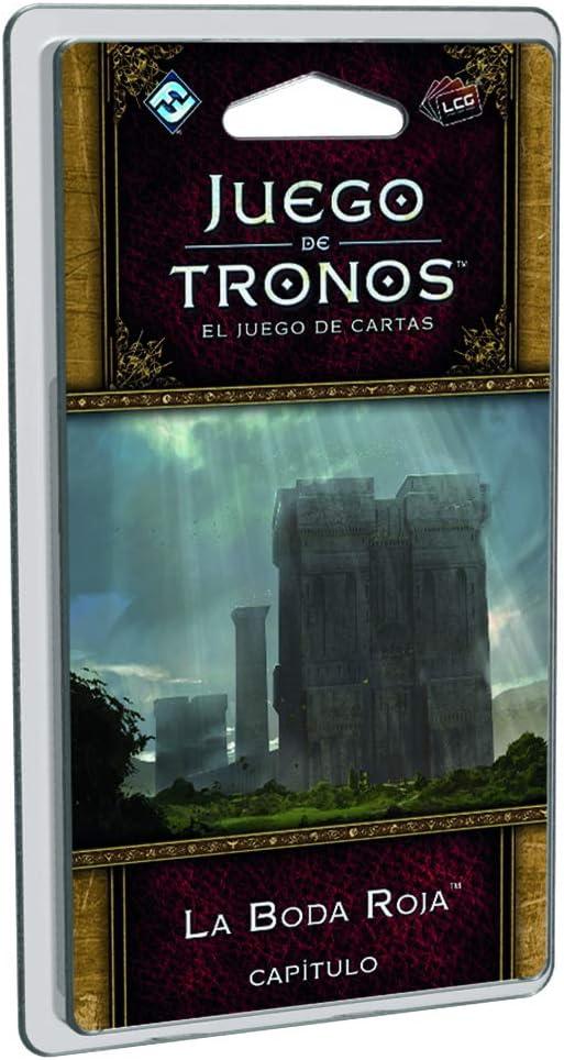 Fantasy Flight Games- Juego de Tronos 2ª Edicion LCG - La Caida De Astapor - Español, Color (FFGT18): Amazon.es: Juguetes y juegos