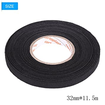 multipurpose car wiring harness tape keenso self adhesive anti rh amazon co uk wiring harness tape 3m Wire Harness Tape 19Mm