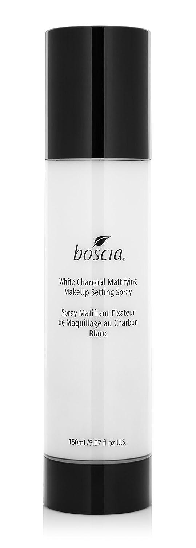 boscia White Charcoal Mattifying Makeup Setting Spray, 5.07 Fl Oz