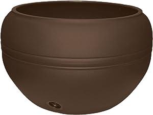 Tusco Products HP01ES Hose Pot, 20-Inch, Espresso
