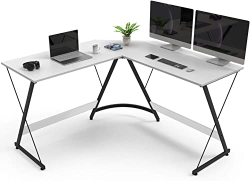 Yesker L Shaped Computer Desk