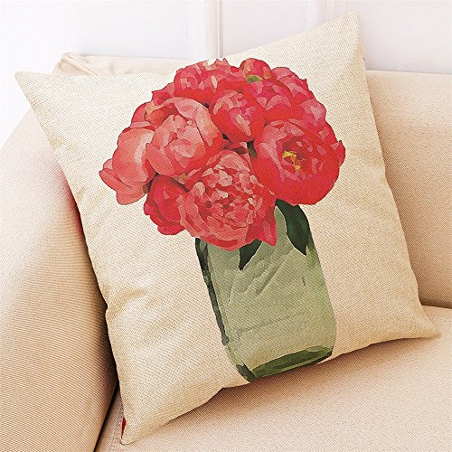 FORUU Throw Pillowcase, St. Patrick's Day Clover Ladies Sales 2019 Under 10 Valentine's Day Best Home Decor Cushion Hello Spring Pillowcase