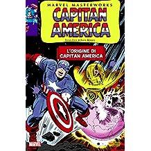 Capitan America: Marvel Masterworks Vol. 1 (Italian Edition)