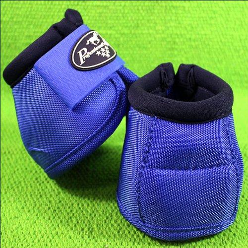 - Professionals Choice Equine Ballistic Hoof Overreach Bell Boot, Pair (Medium, Royal Blue)