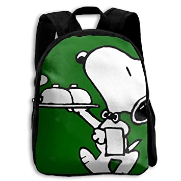 Amazon.com: CHLING Kids Backpack Snoopy Peanuts