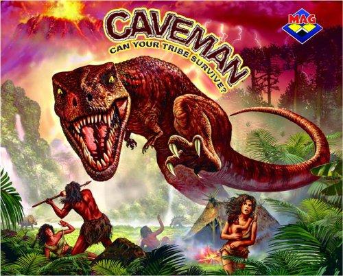 JKLM Games - Caveman (Caveman Board Game compare prices)