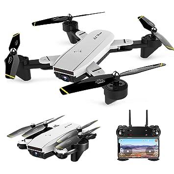 Mobiliarbus RC Quadcopter GoolRC SG700-D FPV RC Drone con cámara ...
